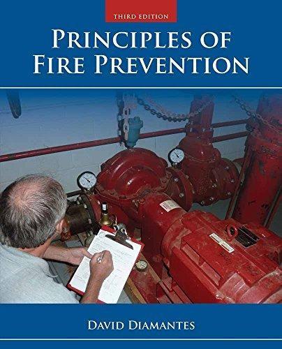 Principles Of Fire Prevention : David Diamantes