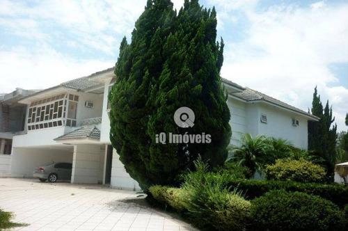 Imagem 1 de 23 de Casa Com 4 Dormitórios À Venda, 577 M² Por R$ 3.830.000 - Alphaville 0 - Barueri/sp - Ca0002