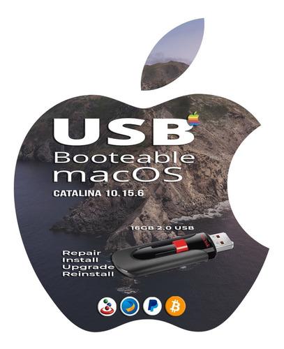 Pendrive Booteable Apple Macos Catalina Macbook Air iMac Pen