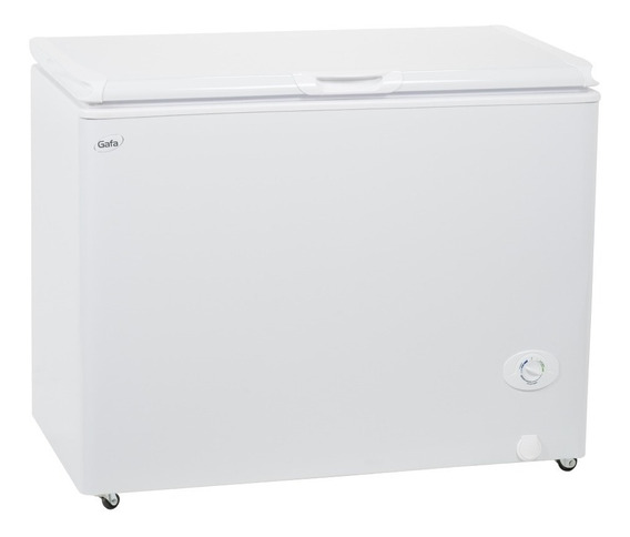 Freezer Horizontal Gafa Eternity L290 Ab Blanco 285 Lts.