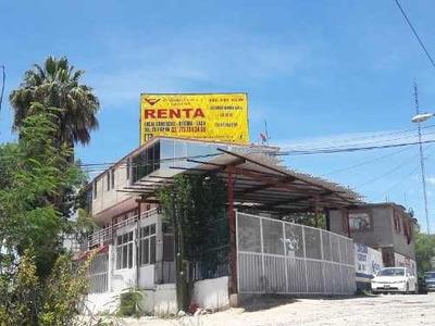 Local Comercial En Renta Col. El Cielito, Tula De Allende, Hgo.