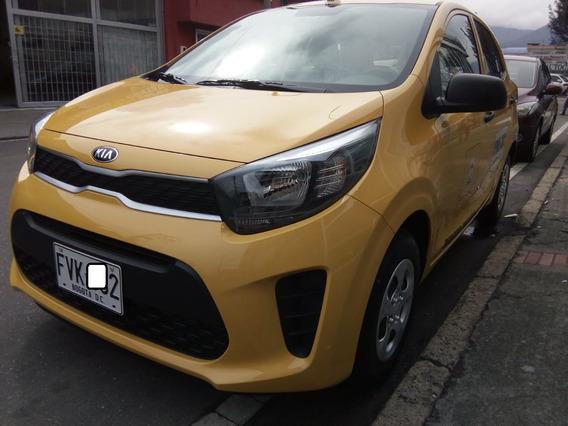 Kia Picanto Taxi