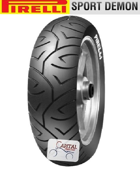Pneu Pirelli 140/70-17tl 66h Sport Demon - Traseiro