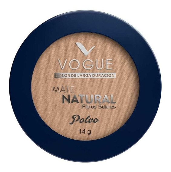 Polvo Compacto Vogue Maquillaje Rostro