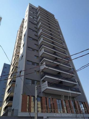 Apartamento À Venda Em São Paulo/sp - Wave-saud1-1518945