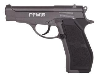 Pistola Crosman De Co2 Pfm16 4.5mm .177 , Fullmetal (pfm16)
