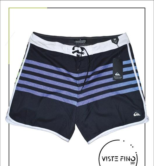 Shorts Playero Quiksilver 100% Original Highline
