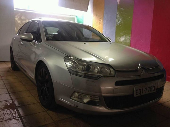 Citroen C5 Exclusive Prata Excelente Estado