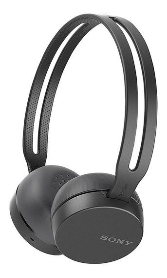 Fone De Ouvido Sony Bluetooth Wh-ch400/b Preto - Ac1786