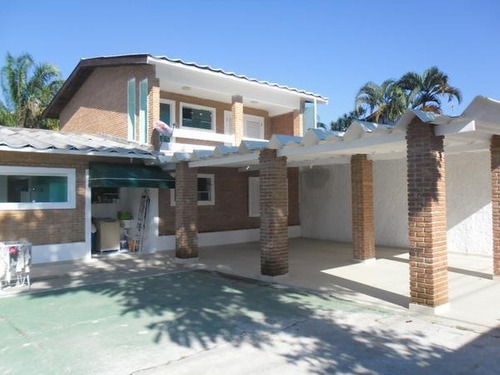 Casa Residencial À Venda, Balneário Praia Do Pernambuco, Guarujá - Ca0437. - Ca0437