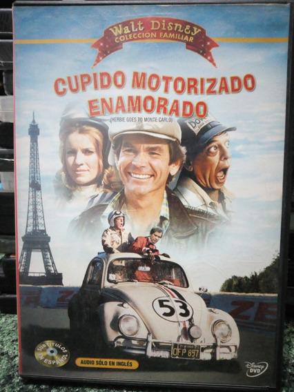 Cupido motorizado en español