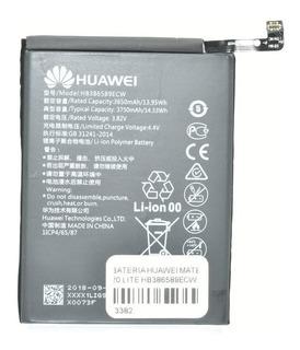 Bateria Pila Huawei Mate 20 Lite Instalada Tienda 25v