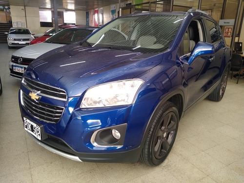Chevrolet Tracker 1.8 Ltz+ Awd At 140cv 2016 Haimovich