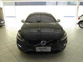 Volvo S60 2.0 T5 R Design 16v Turbo Gasolina 4p Automatico