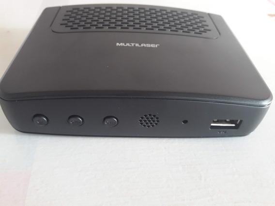 Kit Completo Converso Para Sinal Digital Com Antena E Cabo