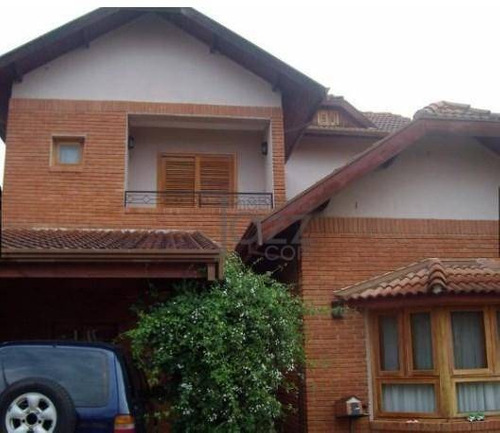 Casa Residencial À Venda, Condominio Estancia Paraiso, Campinas. - Ca4113
