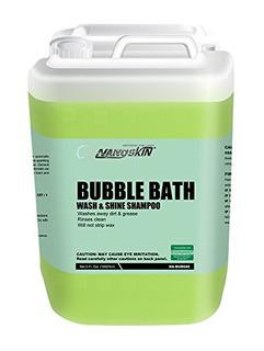 Nanoskin (na-bub640) Bubble Bath Car Wash And Shine Shampoo