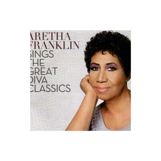 Franklin Aretha Sings The Great Diva Classics Cd Nuevo