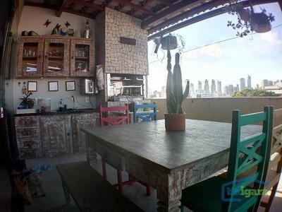 Cobertura Residencial À Venda, Rio Vermelho, Salvador. - Co0036