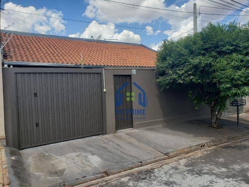 Casa Com 3 Dormitórios À Venda, 130 M² Por R$ 285.000,00 - Jardim Felicidade - São José Do Rio Preto/sp - Ca2482