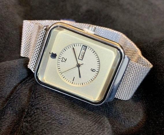 Relógio Apple Analógico Unissex