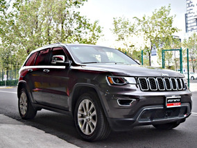 Jeep Grand Cherokee Limited Lujo Advance 4x4 2017