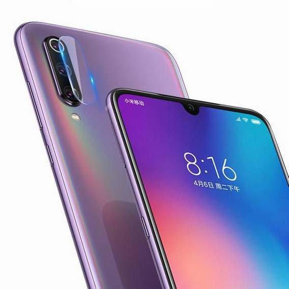 Película De Vidro Lente De Câmera Para Xiaomi Mi 9