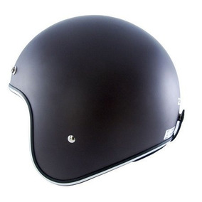 Capacete Zeus 380h Matt Black Xl