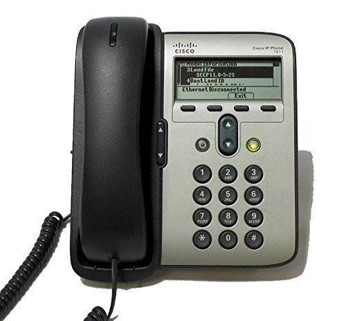 Lote X 10 Cisco Cp 7911 G Ip Telefono Phone Impecables