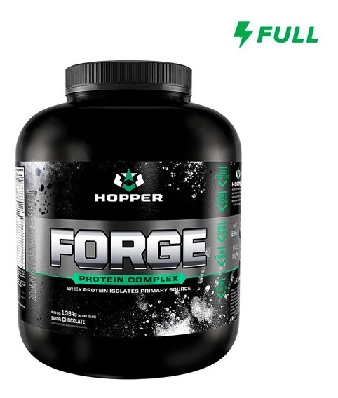 Forge Whey Protein Hopper