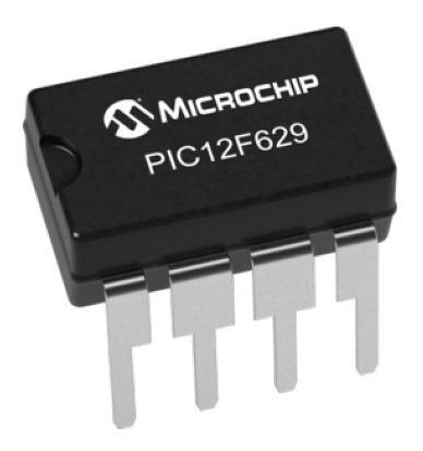Pic 12f629 I/p Microchip Original