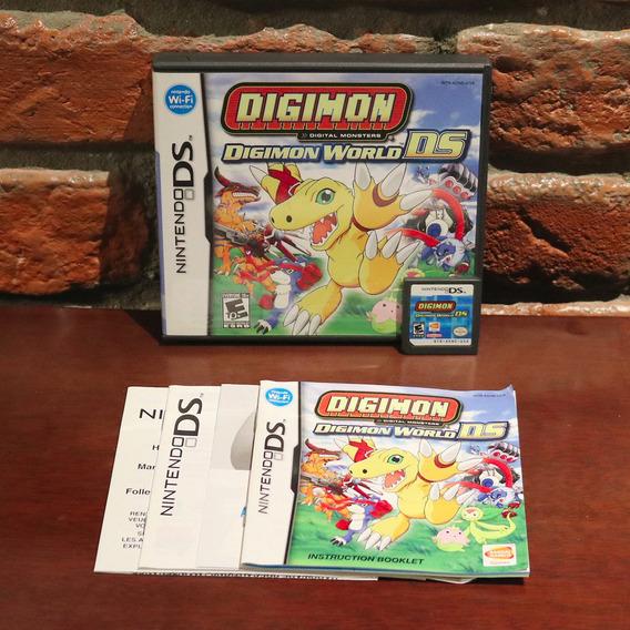 Digimon World Championship Ds - Games no Mercado Livre Brasil