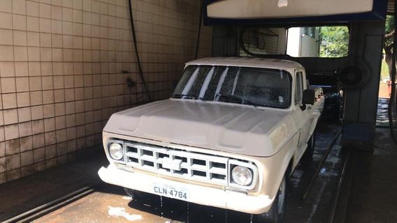 Camionete Chevrolet Gm C10 Ano 79 6 Cilindros Muito Original