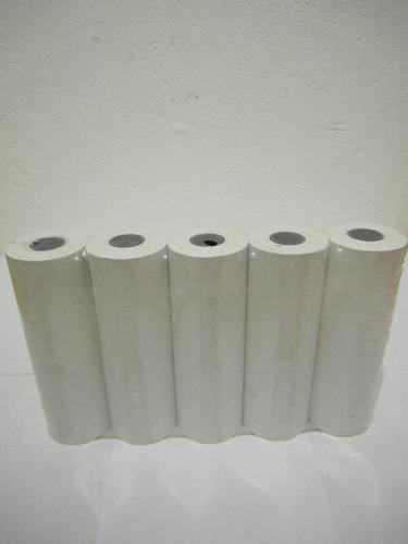 Rollo Termico 57 X 40 Mm (caja De 144 Rollos)