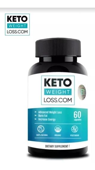 Keto Weight Loss Con Sello Y Holograma Redondo Original