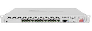 Cloud Mikrotik Ccr1016-12g /16-cores/12xgbit/2gb Ram