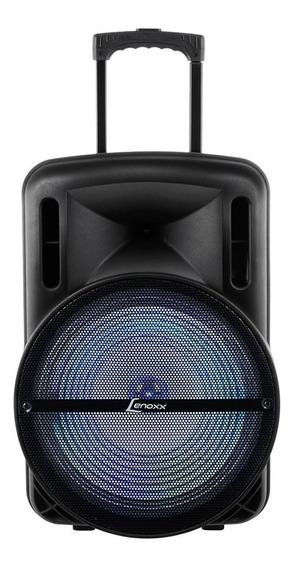 Caixa De Som Amplificada Lenoxx 500w Ca-350 Preta - Bivolt