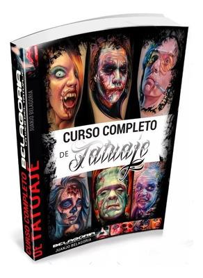 Curso De Tatuaje Completo Ebook Pdf Tattoo + Asesoría Online