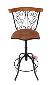 Cadeira Artesanato Arabesco- Alta 80 Cmpromocional Original
