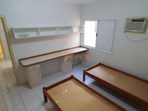Kitnet Com 1 Dormitório Para Alugar, 22 M² Por R$ 1.800,00/mês - Cidade Universitária - Campinas/sp - Kn0144