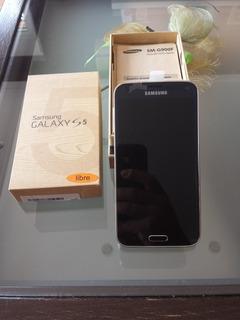 Oferta Dia De Los Padres Galaxy S5 Nuevos De 32gb