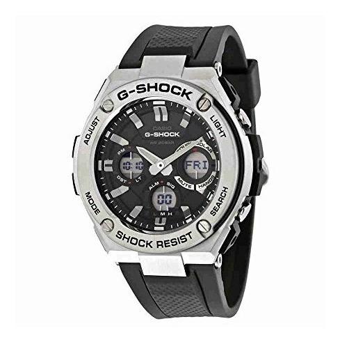 Reloj Casio G Shock En Acero Inoxidable Y Resina Casual