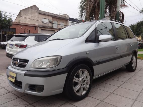 Chevrolet Zafira Gls 2.0 7 Asientos { Impecable - Financio }