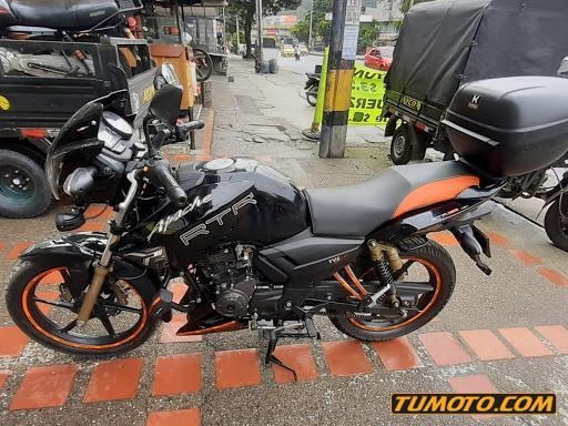 Tvs Apache Rtr 180 Apache Rtr 180