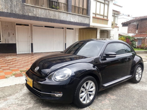 Volswagen Beetle 2016, Único Dueño Y En Perfecto Estado.