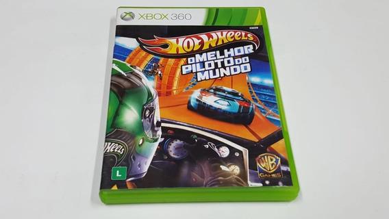 Hot Wheels O Melhor Piloto Do Mundo- Xbox 360 - Original
