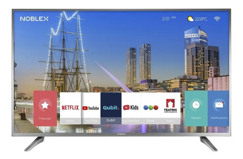 Smart Tv 50  Led 4k Noblex Dj50x6500 Netflix Youtube