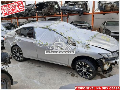 Sucata Honda Civic Lxl 1.8 Flex Aut 2013 Peças