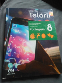 Projeto Telaris Portugues 8 Ano