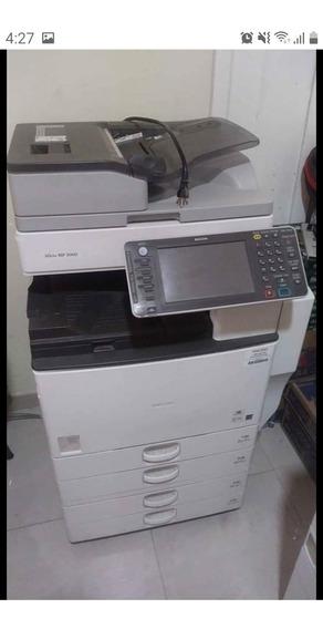 Copiadora Ricoh Mp 5002